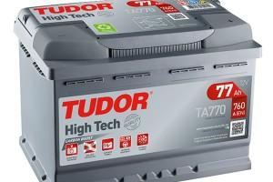 Cel mai bun acumulator auto Tudor TA770 foto