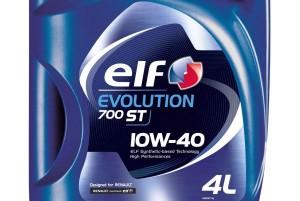 Cel mai bun ulei de motor - Elf Evolution 700 ST 10w40