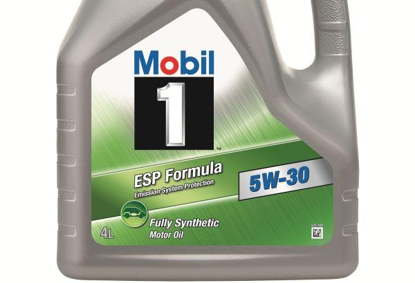 Cel mai bun ulei de motor - Mobil 1 ESP Formula 5w30