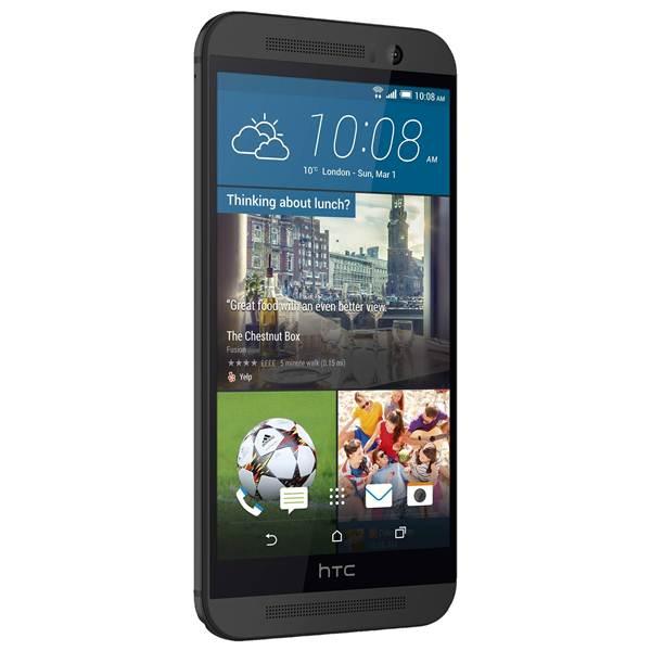 Cel mai bun smartphone in 2015 - locul 3 HTC One M9