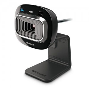 Cea mai buna camera web - Microsoft LifeCam HD-3000