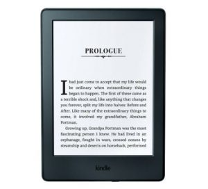 Cel mai bun ebook reader - New Kindle Glare 6