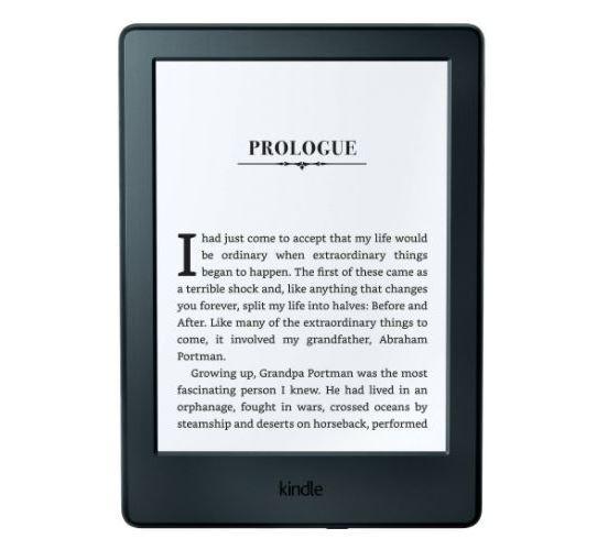 Cel mai bun ebook reader - New Kindle Glare 6