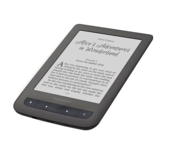 Cel mai bun ebook reader - Pocketbook Touch Lux 3