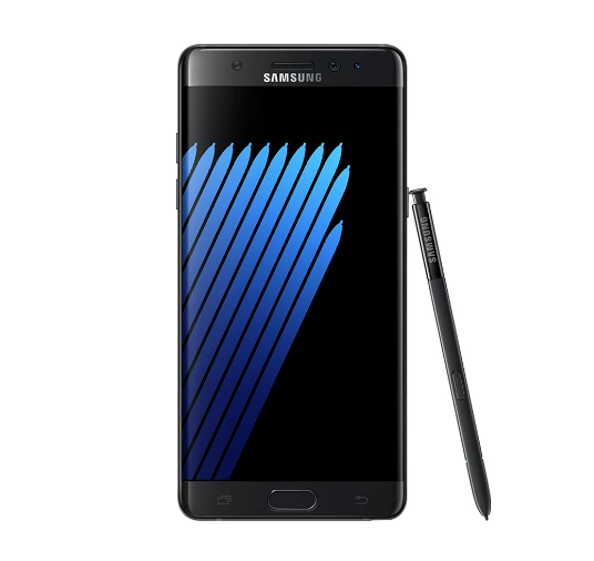 Samsung Galaxy Note 7 recenzie