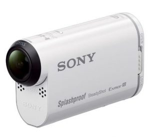 Cea mai buna camera video sport sony action cam hdr as200v
