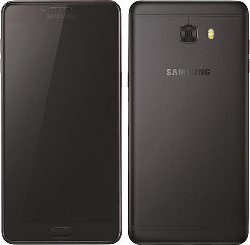 Samsung Galaxy C9 Pro black