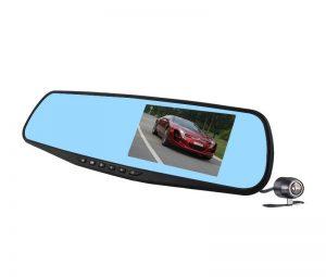 Cea mai buna camera auto oglinda - ALLWINNER L9000