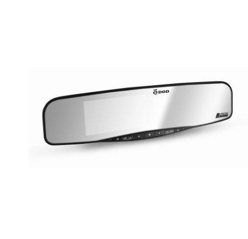 Cea mai buna camera auto oglinda - DOD RX400W