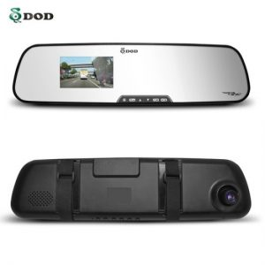 Cea mai buna camera auto oglinda - DOD RX7W