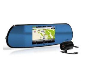 Cea mai buna camera auto oglinda - Media Tech MT4058