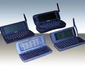 Istoria telefonului mobil - Nokia 9000 Communicator