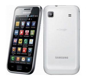 Istoria telefonului mobil - Samsung Galaxy S