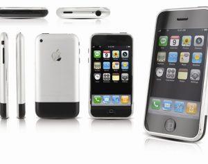 Istoria telefonului mobil - iPhone 2G