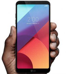 Cel mai bun smartphone - LG G6 imagini