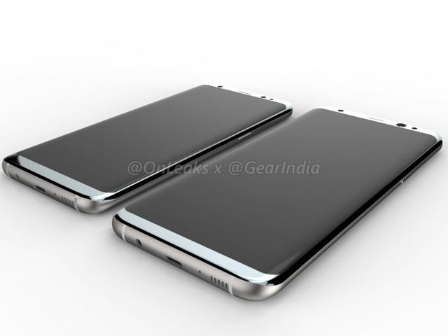 Samsung Galaxy S8 si Galaxy S8 Plus