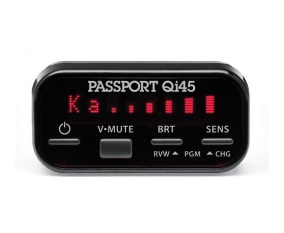 Cel mai bun detector radar - Escort Passport Qi45