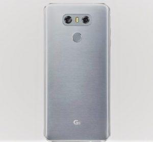 LG G6 foto