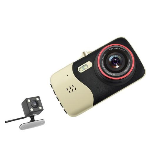 Cea mai buna camera video auto - Novatek T810