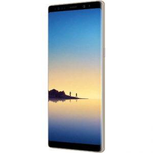 Cel mai bun smartphone - Samsung Galaxy Note 8 lateral