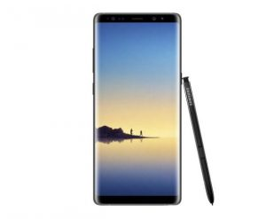 Samsung Galaxy Note 8 review foto fata