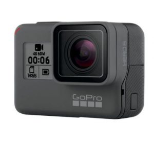Cea mai buna camera video sport - GoPro Hero 6