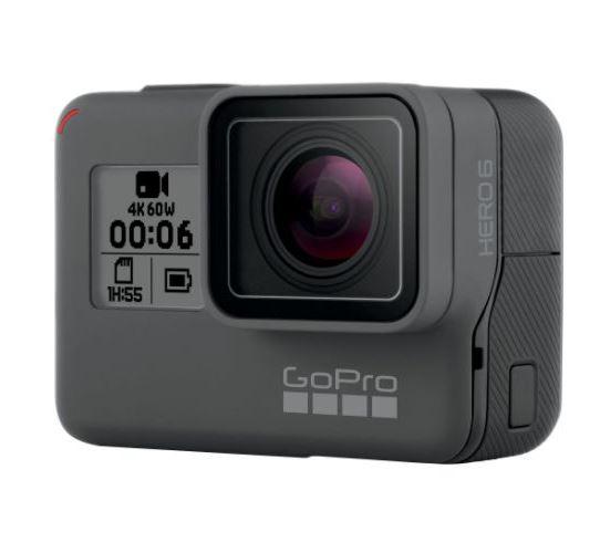 Cea mai buna camera video sport - GoPro Hero 6