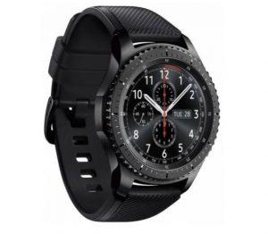 Cel mai bun smartwatch - Samsung Gear S3 Frontier