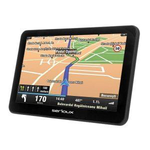 Cel mai bun navigator GPS - Serioux Urban Pilot UPQ700