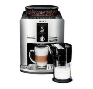 Cel mai bun espressor - Krups Latt'EspressSilver EA82FE10