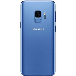 Samsung Galaxy S9 blue spate