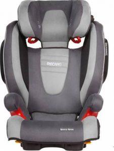 Cel mai bun scaun auto pentru copii - Recaro Monza Nova 2