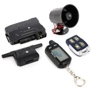 Cea mai buna alarma auto - Carguard G2500