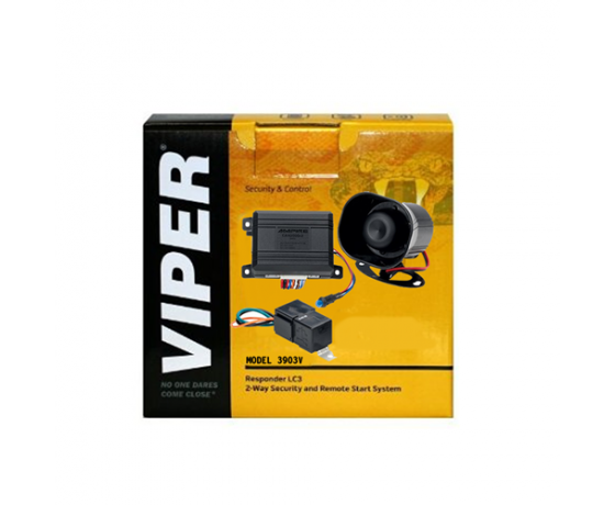 Cea mai buna alarma auto - VIPER 3903V
