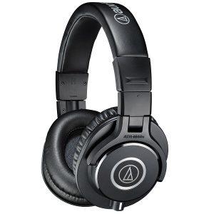 Cele mai bune casti audio - Audio-Technica ATH-M40x