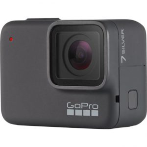 Cea mai buna camera video sport - GoPro HERO 7 silver
