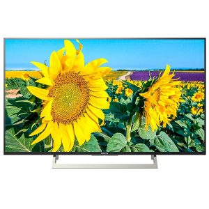 Cel mai bun Smart TV - Sony XF8096