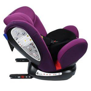 Cel mai bun scaun auto pentru copii - Riola Crocodile