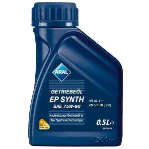 Cel mai bun ulei pentru cutia de viteze - Aral Ep Synth