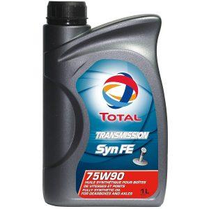 Cel mai bun ulei pentru cutia de viteze - Total Transmission SYN FE