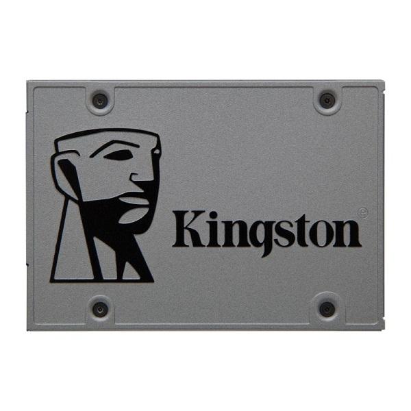 Cel mai bun SSD - Kingston SSDNow UV500