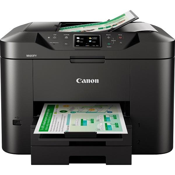 Cea mai buna multifunctionala - Canon Maxify MB2750