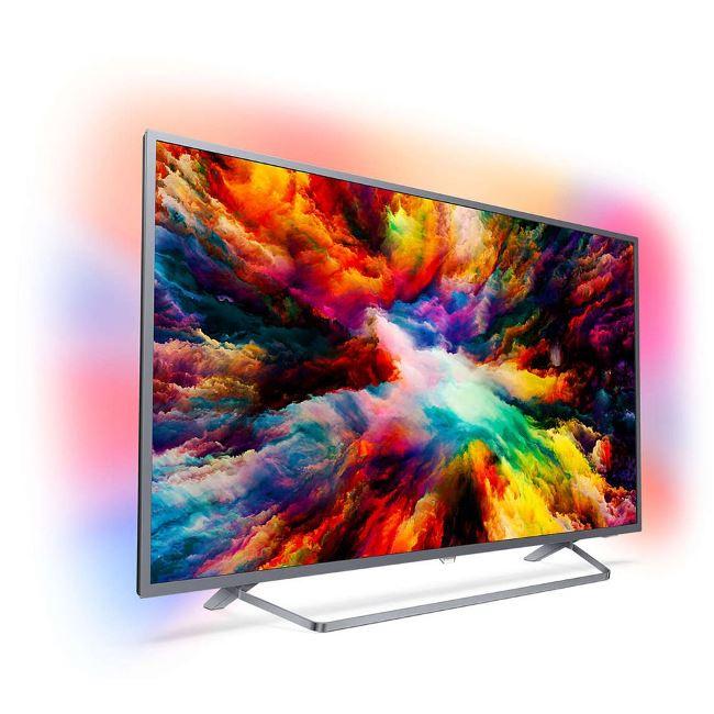 Cel mai bun TV Ultra HD - Philips 43PUS7303 12