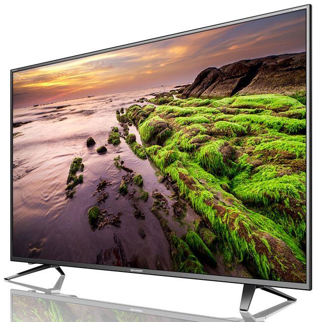 Cel mai bun TV Ultra HD - Sharp 60UI7652E
