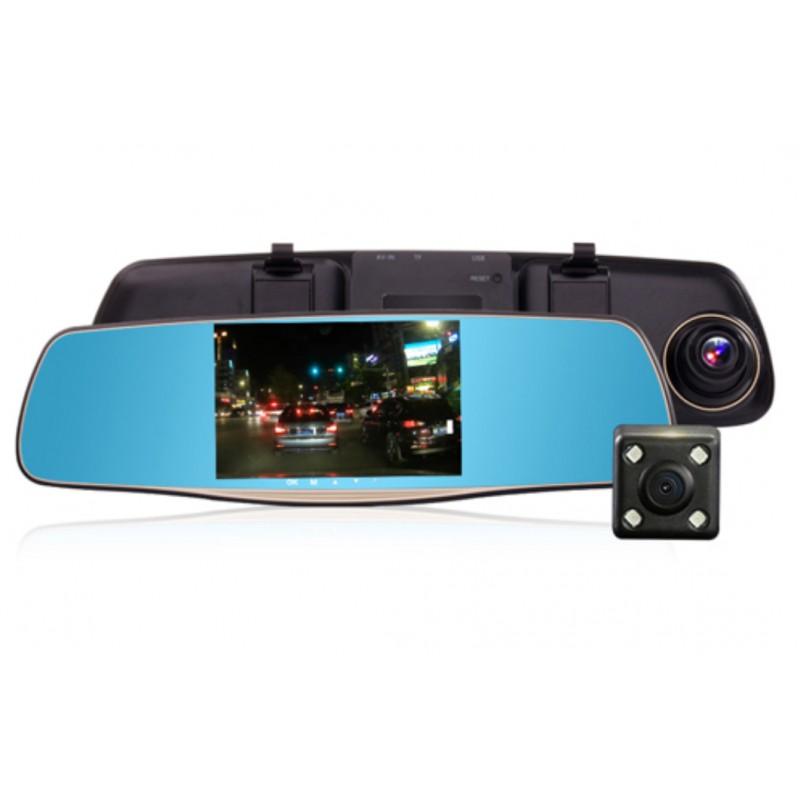 Cea mai buna camera auto oglinda - Allwinner L808