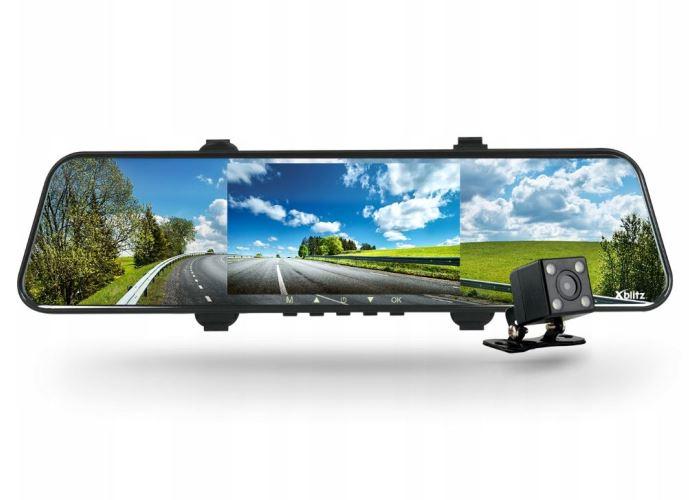 Cea mai buna camera auto oglinda - Xblitz Park View Ultra