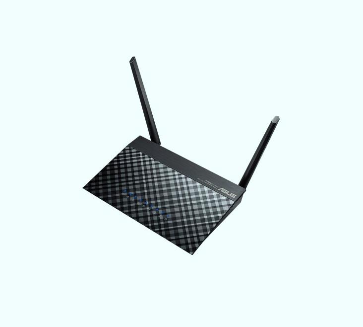 Cel mai bun router wireless - ASUS RT-AC52U
