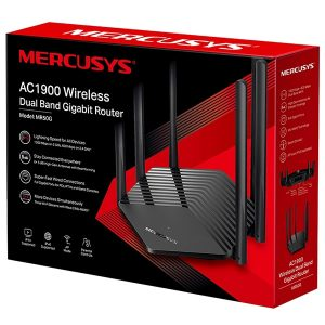 Cel mai bun router wireless - Mercusys MR50G