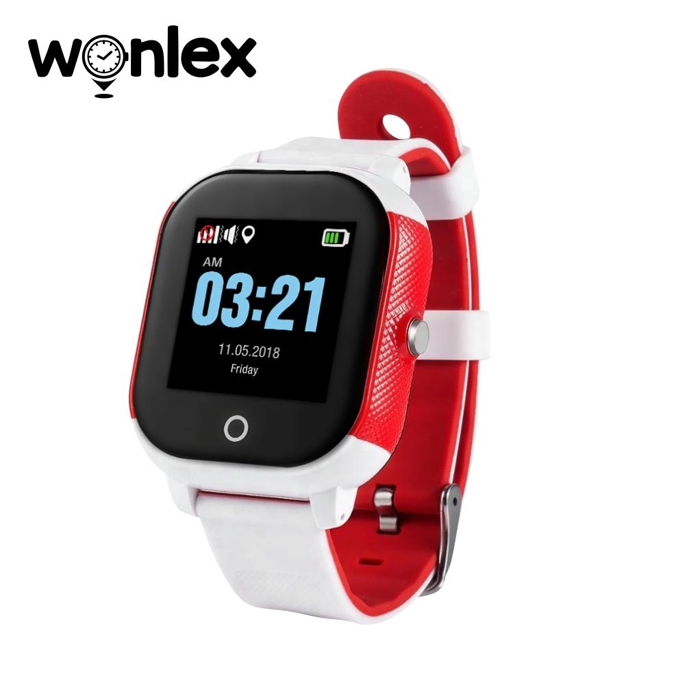 Cel mai bun smartwatch pentru copii - Wonlex GW700S foto