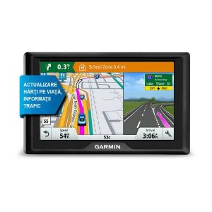 Cea mai buna camera auto oglinda - Garmin Drive 50 LMT EU